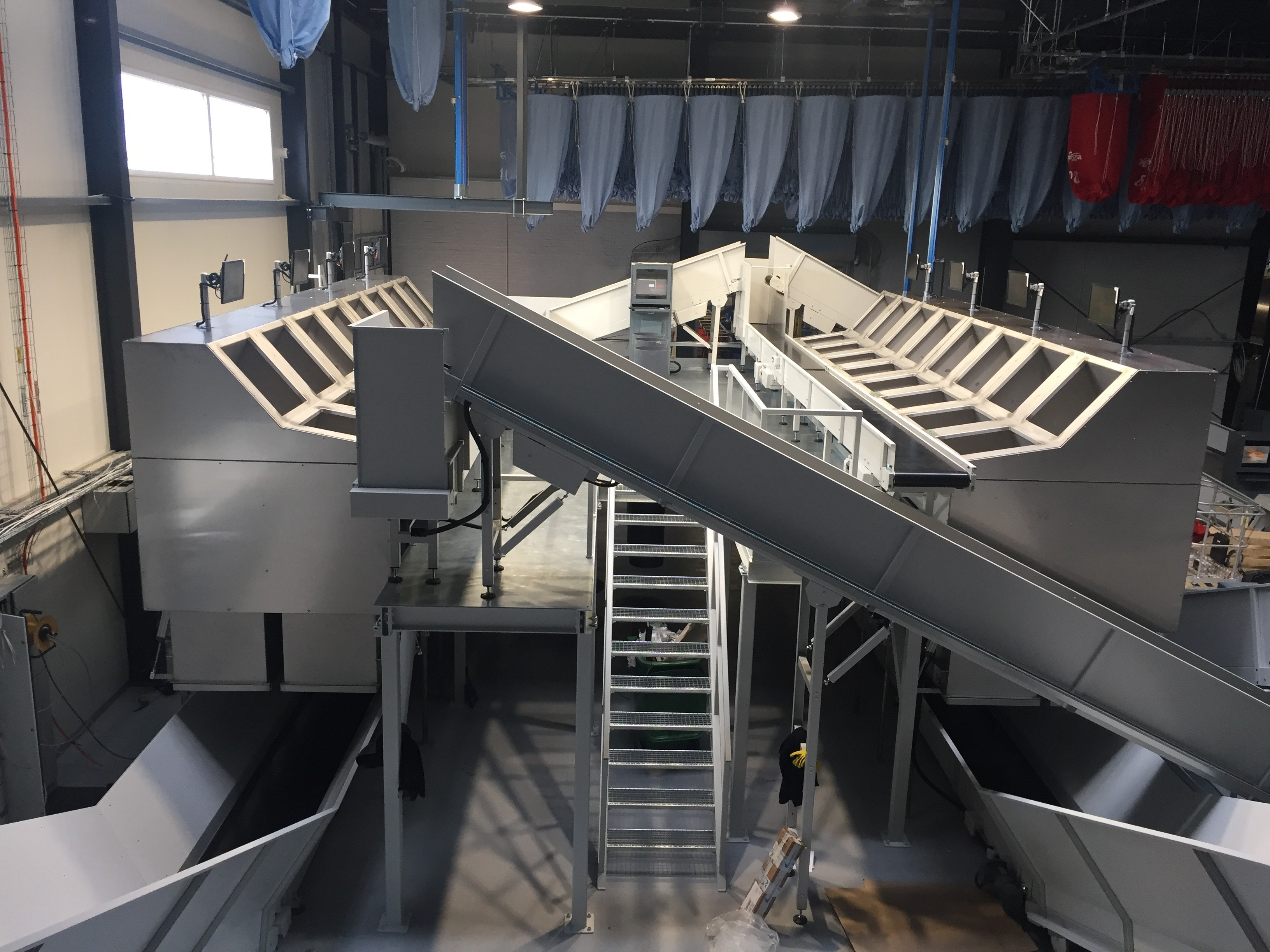 A-Vask expands with D2 and sorting bins