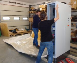Samenwerking Holland Packing en Senso Technics